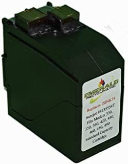 Best Neopost ISINK34 Surejet #4135554T Red Ink Cartridge for IS330, IS350, IS420, IS460, IS480, IS490 Postage Meters Review