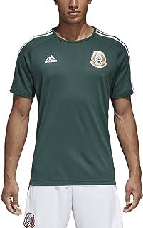 ede4cc533 adidas Mens Mexico Home Fan Shirt
