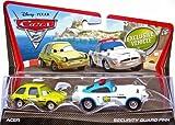 Cars V2840 2 - Coche en Miniatura de Finn McMissile & Acer