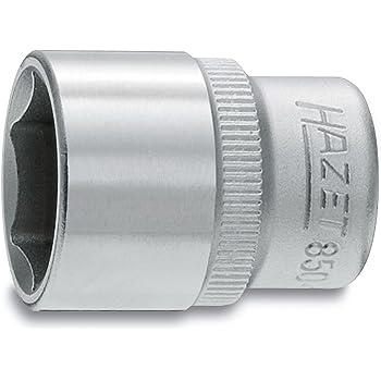 HAZET 900Lg-10 Sechskant Steckschl/üssel-Einsatz