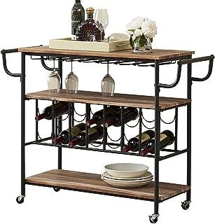 Best wine bar cart Reviews