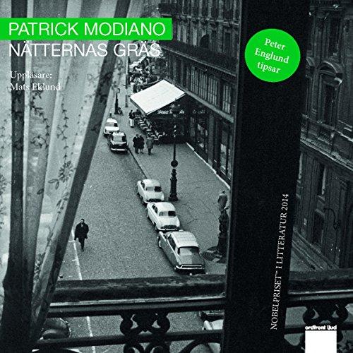 Nätternas gräs audiobook cover art