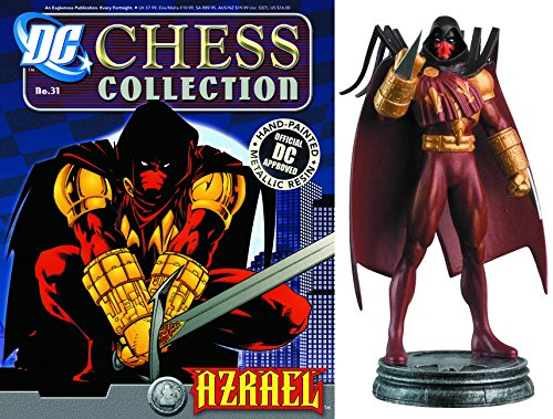 dc comics Chess Figurine Collection Nº 31 Azrael
