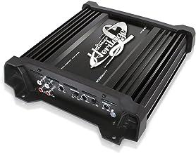 Lanzar Amplifier Car Audio, Amplifier Monoblock, 1 Channel, 2,000 Watt, 2 Ohm, RCA Input,..