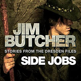 FREE CHAPTER: Side Jobs: Stories from the Dresden Files cover art