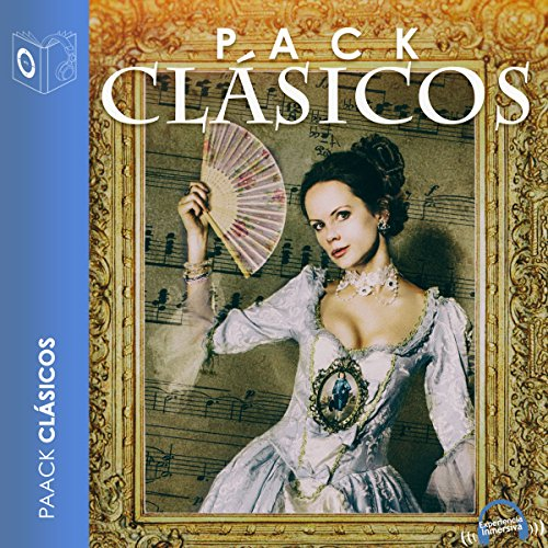 Pack Grandes Clásicos [Great Classics Pack] audiobook cover art