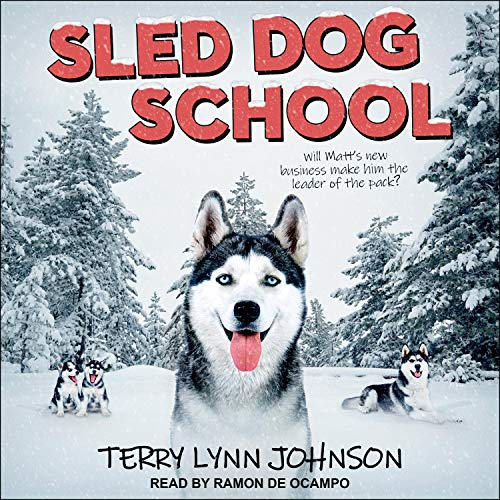Sled Dog School cover art