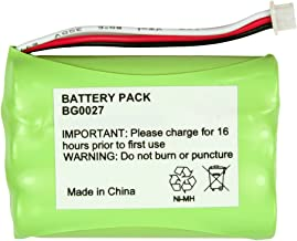 Fenzer Rechargeable Cordless Phone Battery for Uniden BT-930 BT930 Cordless Telephone Battery Replacement Pack