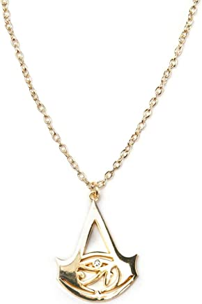 Assassins Creed Origins Necklace Creed Logo PS4 Xbox Official One Size