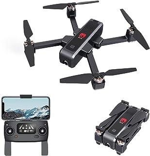 Eachine Dron GPS con cámara 2K para Adultos, Motor EX3 sin