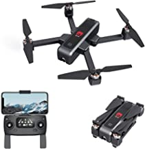$269 Get GPS Drone with 2K Camera for Adults,EACHINE EX3 Brushless Motor 5G WiFi Long Flight Time FPV with 2K Camera Optical Flow OLED Switchable Remote Foldable RC Drone Quadcopter RTF