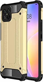 RanTuo Case for Xiaomi Redmi K30 Pro Zoom, TPU + PC Hybrid Armor 2 in 1, Shockproof, Scratch Resistant, Cover for Xiaomi R...