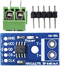 Aideepen MAX6675 Thermocouple Temperature Sensor Module Type K SPI Interface for Arduino