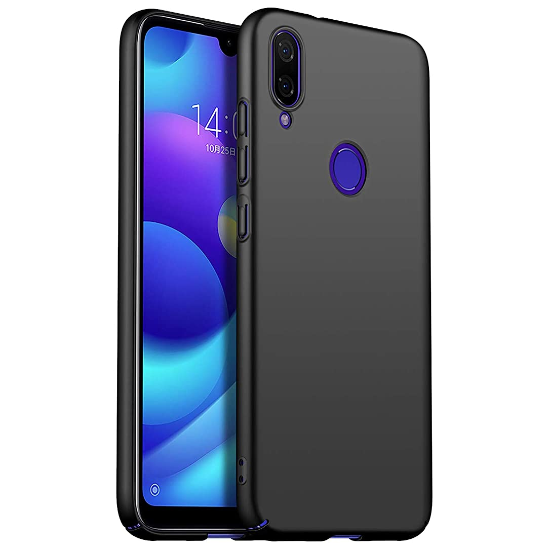 10-japer Case Compatible Xiaomi Redmi Note 7 Case Shockproof PC Hard Full Protective Cover Anti-Scratch Resistant Cover Case Slim Cover for Xiaomi Redmi Note 7 (1, Xiaomi Redmi Note 7)
