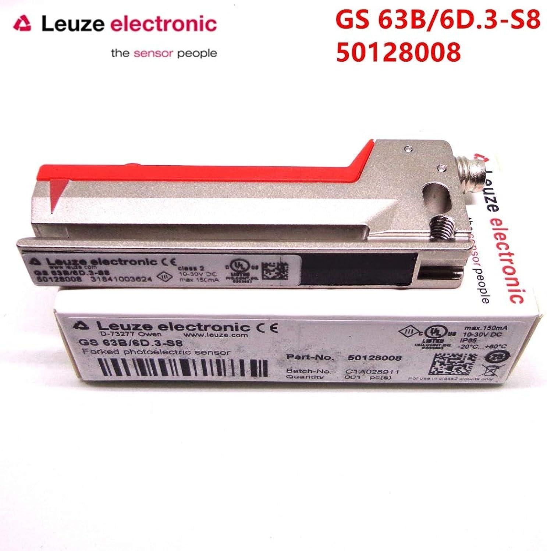 Leuze Electronic GS 63B 6D.3-S8 50128008 Brand New Original