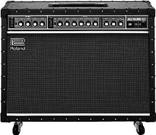 Roland JC-120 Jazz Chorus 120-Watt Guitar Amplifier with Two 12-Inch Speakers