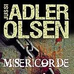 Miséricorde audiobook cover art