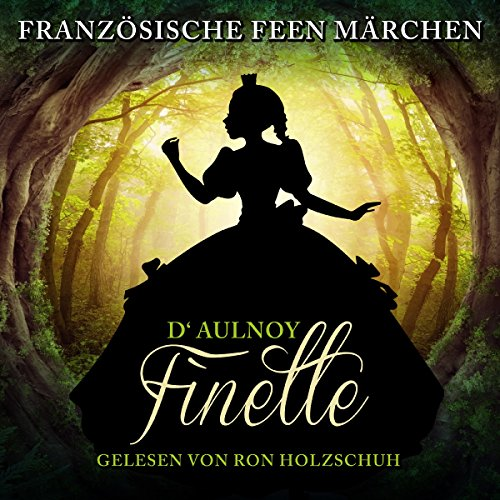 Finette audiobook cover art