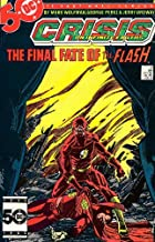 Crisis On Infinite Earths #8 The Final Fate of the Flash