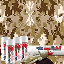 MyDipKit Desert Digital Camouflage Hydrographics Kit MC-821 - My Dip Kit