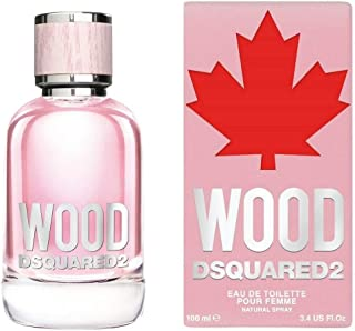 Dsquared2 She Wood - perfumes for women, 100 ml - EDP Spray