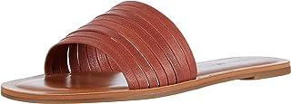 Lucky Brand Women's LALICO Slide Sandal, Sumac, 6.5 M US