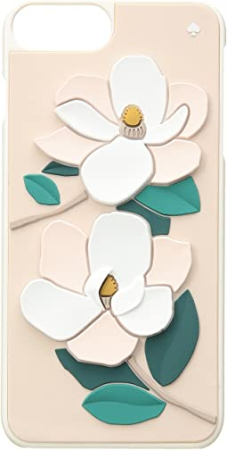 Kate Spade New York - Silicone Magnolia Phone Case for iPhone® 8 Plus