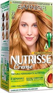 Coloração Nutrisse Creme 73, Avelã, Garnier