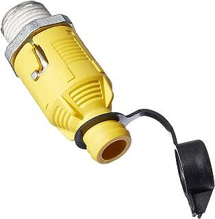 HASMX 181654 428287 Replacement Oil Drain Valve for Part Number AYP Craftsman MTD Cub Cade 951-10517A Husqvarna 532428287 Kohler 25 462 18-S Tecumseh 37651 - Uses 1/2