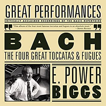 Bach: The 4 Great Toccatas & Fugues
