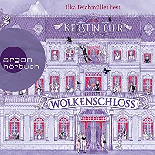 Wolkenschloss                   By:                                                                                                                                 Kerstin Gier                               Narrated by:                                                                                                                                 Ilka Teichmüller                      Length: 10 hrs and 10 mins     6 ratings     Overall 5.0