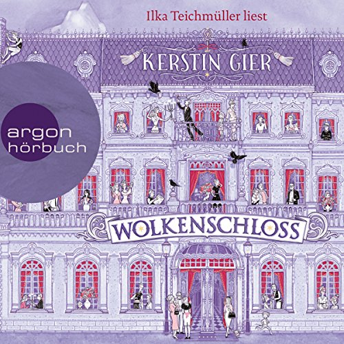 Wolkenschloss                   Written by:                                                                                                                                 Kerstin Gier                               Narrated by:                                                                                                                                 Ilka Teichmüller                      Length: 10 hrs and 8 mins     Not rated yet     Overall 0.0