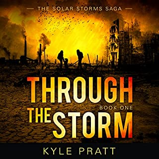 Through the Storm cover art