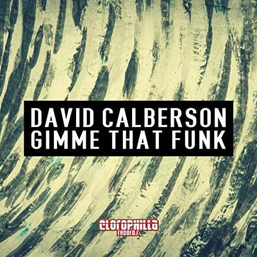 David Calberson