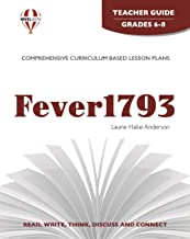 Fever 1793 - Teacher Guide by Novel Units