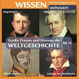 Große Frauen und Männer der Weltgeschichte 14 Titelbild
