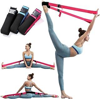 Adulte Bandes Latines Expander Pilates Yoga Bandes de r/ésistance /étirement Fitness Formation de Danse /élastique Bandes de Gymnastique Exercices de Musculation