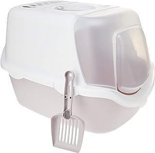 Stefanplast Cathy Easy Clean Cat Litter Box, Powder Pink, 1.8 kg