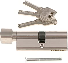 Baoblade Europese Enige Profiel die de Kern van het Aluminiumcilinder openen met 3 Sleutels 90mm