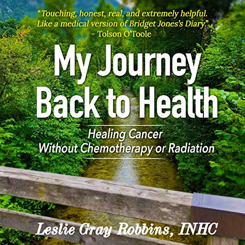 My Journey Back to Health cover art