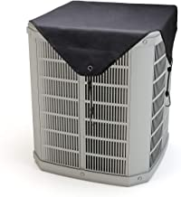 Coitak Air Conditioner Cover for Outside Units, Winter AC Defender, Heavy Duty Top Air Conditioner Cover (36 x 36 inch)