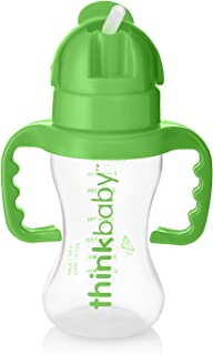 Thinkbaby Thinkster Bottle, Light Green (9 ounce)