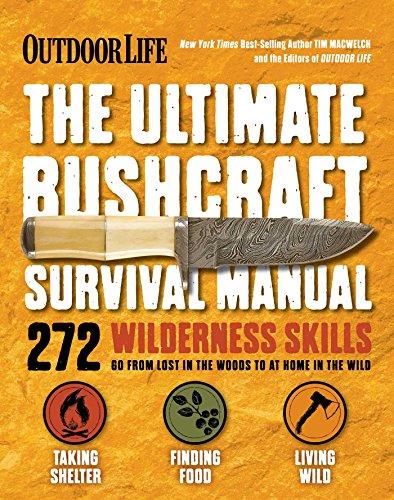 The Ultimate Bushcraft Survival Manual (Flexibound)