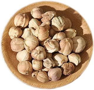 OUZ123 Elettaria Cardamomum, Fructus Amomi Rotundus, Amomum cardamomum Bai Dou Kou白豆蔻 100g/3.5oz