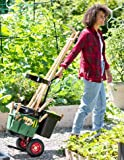Gardener's Supply Company Mobile Tool Storage Caddy