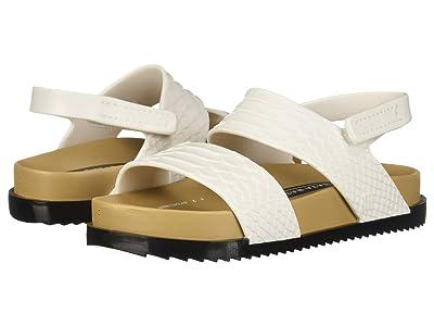 Mini Melissa Mini Cosmic Sandal 03 (Toddler/Little Kid) (True Beige) Girls Shoes