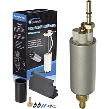 Airtex E8248 In-Line Electric Fuel Pump for High Flow High Pressure High Performance Multi-Port Applications