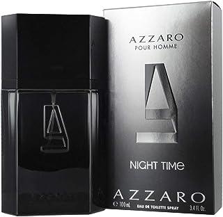 Night Time by Azzaro for Men - Eau de Toilette, 100ml