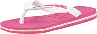 Havaianas – Unisex Sandals with Brazil Logo -