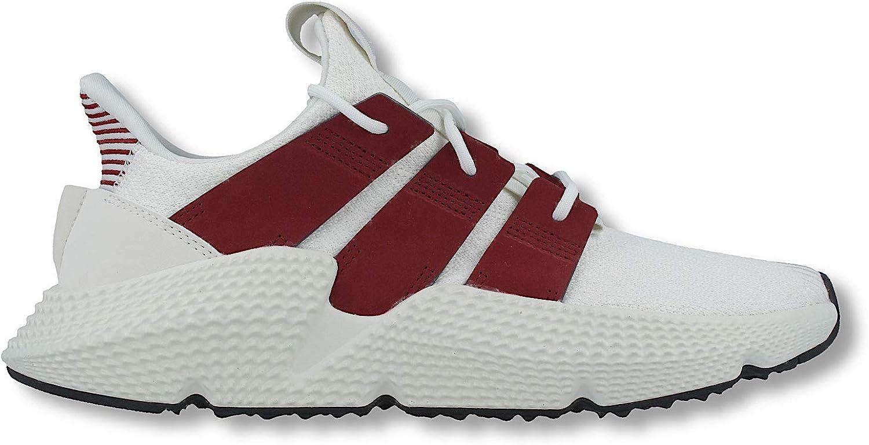adidas adidasD96658 Men's Prophere, Weiß/Rot-braun, Weiß/Rot-braun, Weiß/Rot-braun, D96658 Herren B07GY1DXYZ  3f8fe1